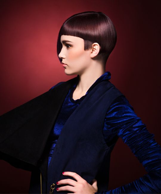 74 best Hair Cutting Courses images on Pinterest   Hairdressing ...