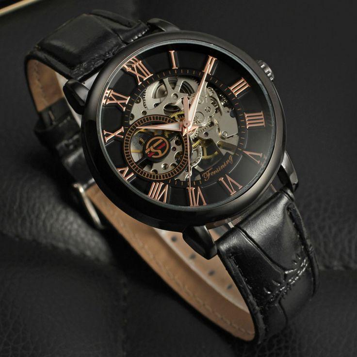 $16.99 (Buy here: https://alitems.com/g/1e8d114494ebda23ff8b16525dc3e8/?i=5&ulp=https%3A%2F%2Fwww.aliexpress.com%2Fitem%2F2016-Forsining-saat-man-hour-clock-custom-watches-mechanical-men-luxury-brand-automatic-leather-watchband-dress%2F32714941502.html ) 2016 Forsining saat man hour clock custom watches mechanical men luxury brand automatic leather watchband dress men's watch for just $16.99