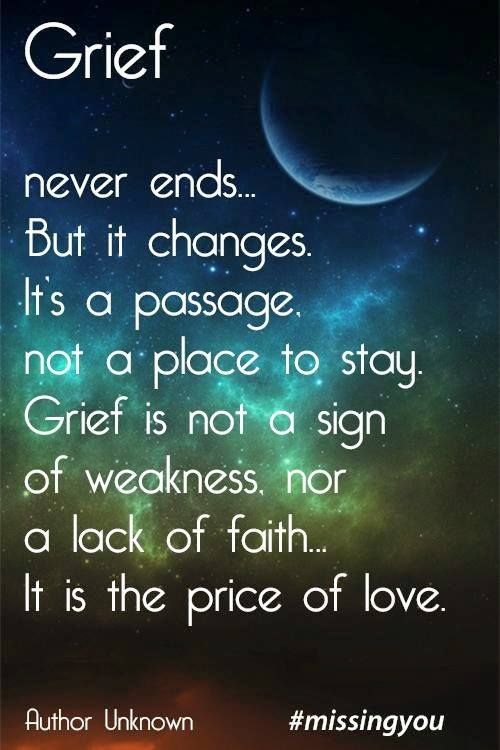 5 steps of grieving the end a relationship