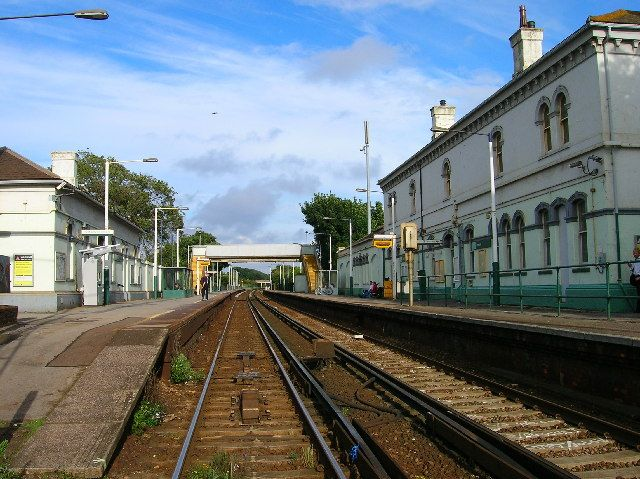 Portslade Railway Station (PLD) in Hove, Brighton and Hove