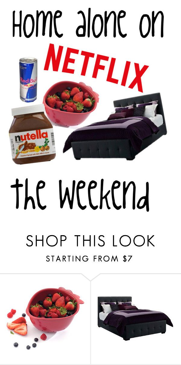 """Home Alone on The Weekend (Part 2)"" by gcdonuts on Polyvore featuring interior, interiors, interior design, home, home decor, interior decorating, Norpro and Dorel"