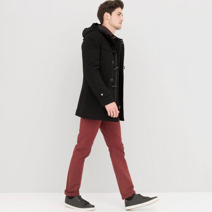 les 25 meilleures id es de la cat gorie pantalon rouge homme sur pinterest pantalons rouges. Black Bedroom Furniture Sets. Home Design Ideas