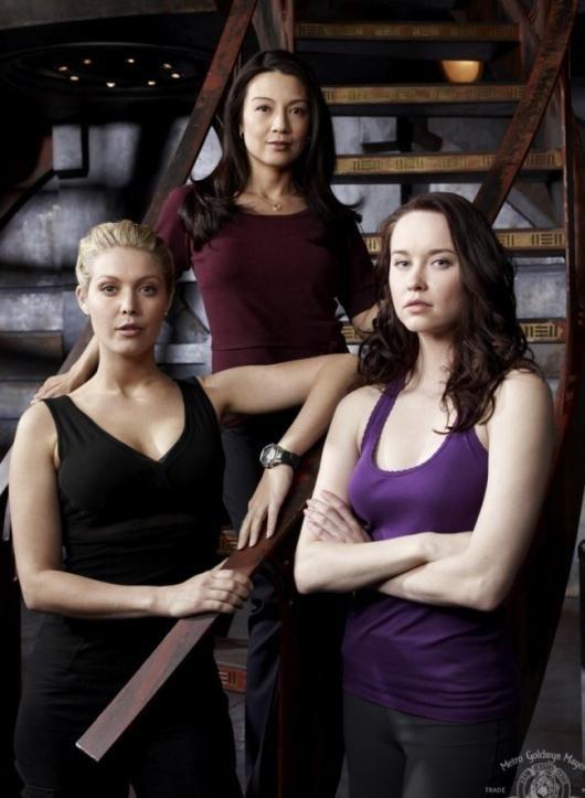 Stargate universe fait le plein de promo