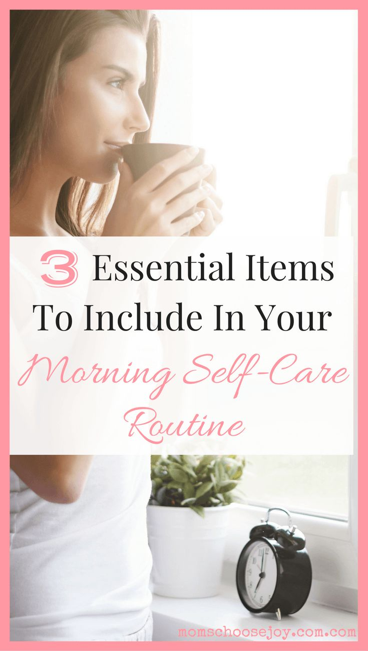 Self-care for moms often falls to the bottom of the list. But the only way for moms to fully pour out to others is to learn how to first fill up their own cups. Learn to take care of the pilot with this morning self-care routine.