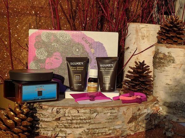 Saryna Key Healthy Hair Box
