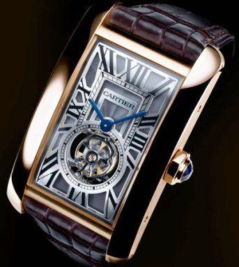 Cartier Americaine Tank Watch