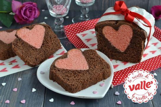 #Plumcake dal #cuore segreto  #sanvalentino