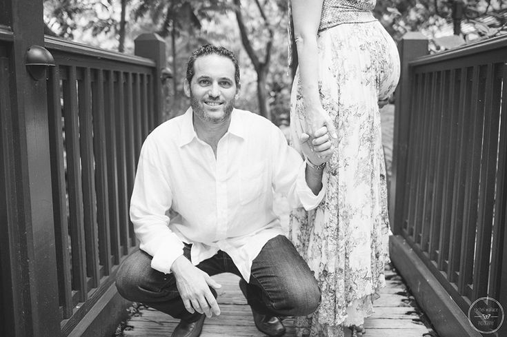 Laurie & Brett  belly  Delray Beach Maternity Photography