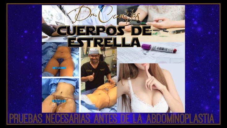 ¿Cuales pruebas son necesarias antes de una abdominoplastia? Dr.Curvas Cirujano Plástico en Houston Tel. (713)636-2729 www.drcurvas.com