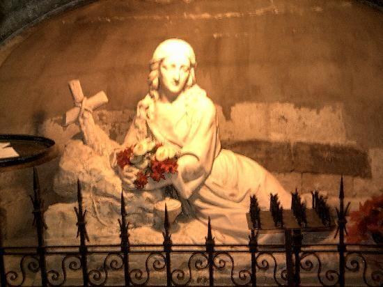 Photo of Basilique Sainte-Marie-Madeleine, Saint-Maximin-la-Sainte-Baume; Mary's tomb
