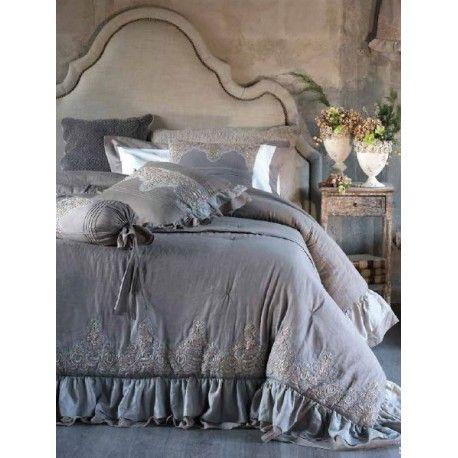 Intérieur style Shabby chic by Blanc-Mariclo décorez et meublez la ...