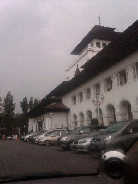 Gedung Sate - Aula Barat di Bandung, Jawa Barat