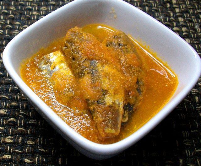 Un manjar del pescado en lata: Sardinas en salsa de tomate