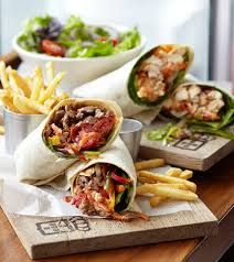Delicious wraps ,Baked to perfection.