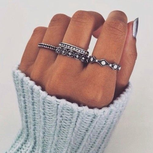 "thestylewiki: ""midi rings 