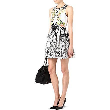 JUICY COUTURE - Deco-print dress | selfridges.com ...