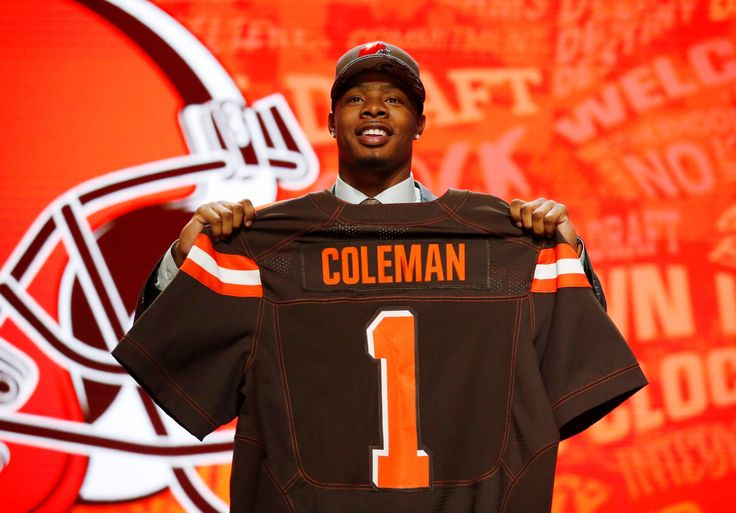 Corey Coleman may blaze his way into hearts of fantasy footballers --- The Cleveland Browns selected Baylor wide receiver Corey Coleman with the 15th overall pick in the 2016 NFL draft on Thursday, April 28. Fantasy football takeaway There was no question the Browns would add at least one wide receiver early ...