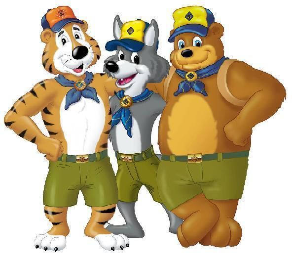 clip art for cub scout leaders scoutingbsa - 592×528