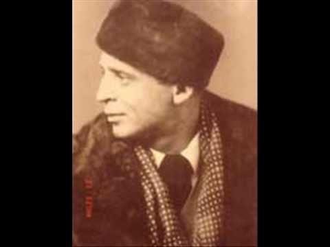 """Vadim Kozin """"Druzhba""""/ Дружба - YouTube"""