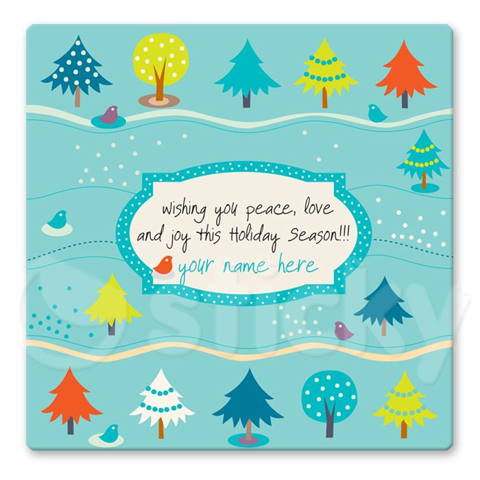 Canvas XMAS PERSONAL WISH 14 by Sticky!!!