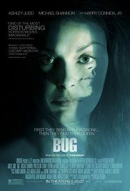 Bug 2006 Movie Free Online. An unhinged war veteran holes up with a lonely woman in a spooky Oklahoma motel room. The line between reality and delusion is blurred as they discover a bug infestation.