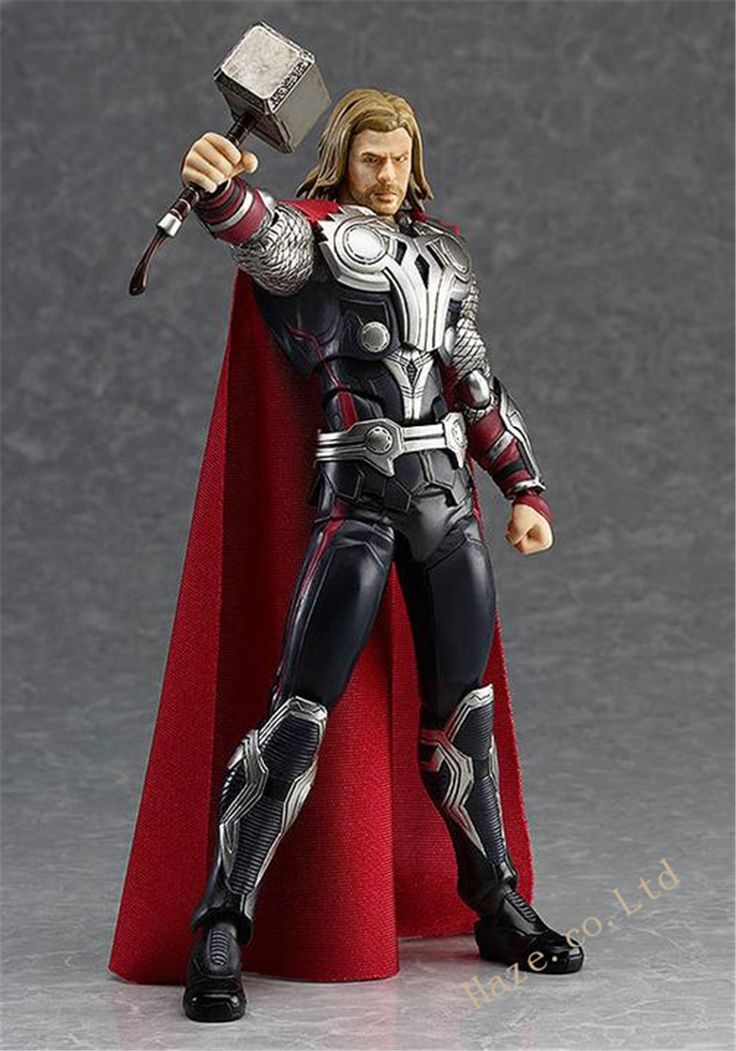 Mighty Thor Action Figure //Price: $25.00 & FREE Shipping //     #batman #deadpool #marvelc #dc