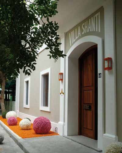 Budget Hotels in Pondicherry | Pondicherry Hotels | Hotel Villa Shanti