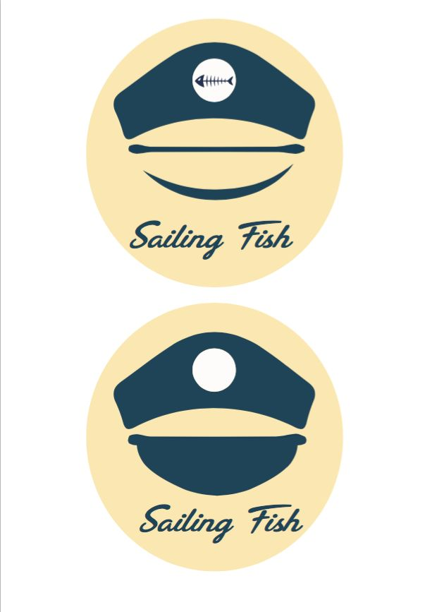 SO MANDY GAVE USE THE TASK OF DESIGNING A LOGO FOR A NAUTICAL THEMED RESTAURANT AND THIS IS WHAT I CAME UP WITH