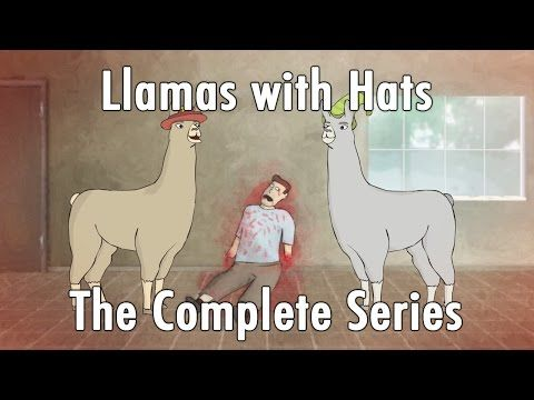 Llamas with Hats 1-12: The Complete Series - YouTube This is required.