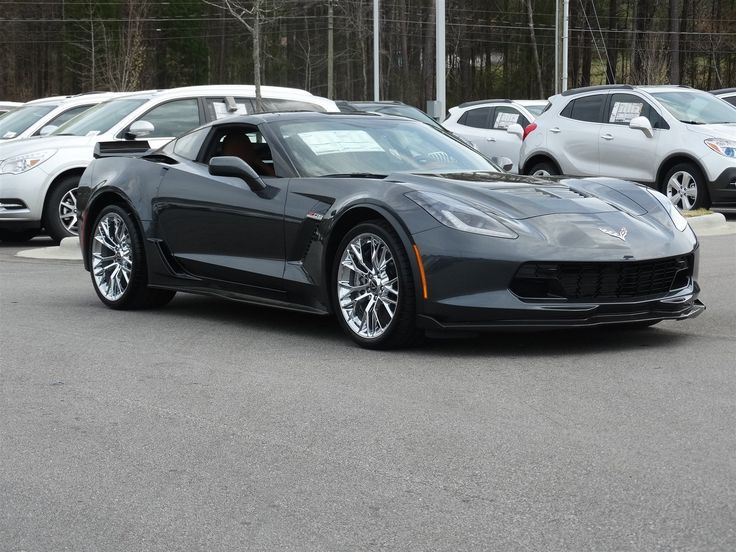 Cars for Sale: New 2017 Chevrolet Corvette Z06 Coupe for sale in Durham, NC 27713: Coupe Details - 453433296 - Autotrader