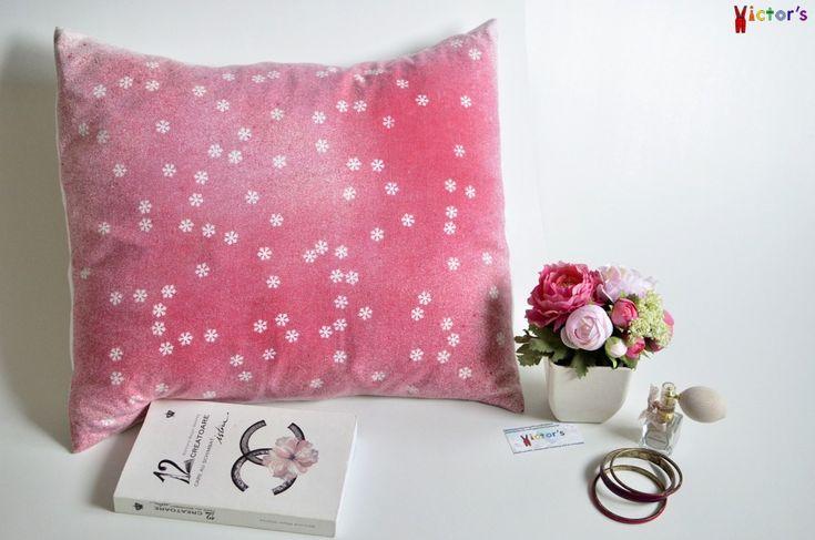 Snowflakes Pillowcase