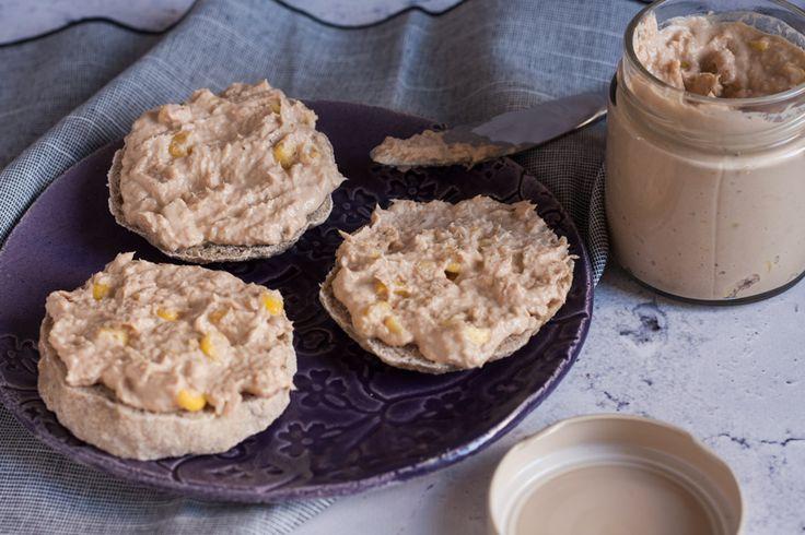 Kukoricás-majonézes tonhalkrém reggelire