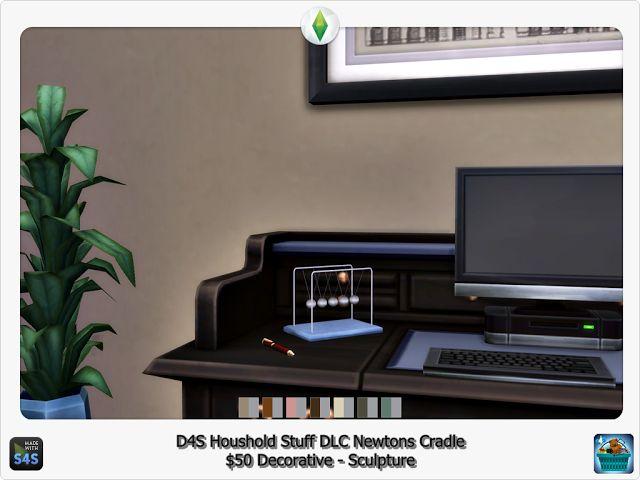 Sims 4 Studio Household Stuff Collaboration | Sims 4 Studio