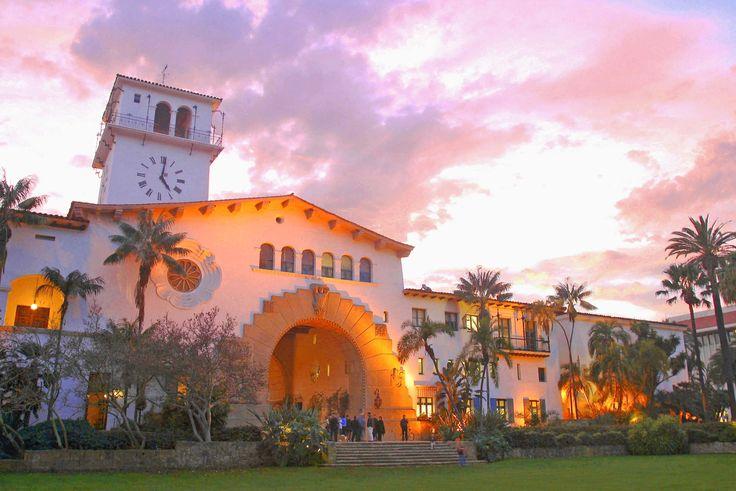 Spanish Revival Architecture and Spanish Style Houses of Santa Barbara, California