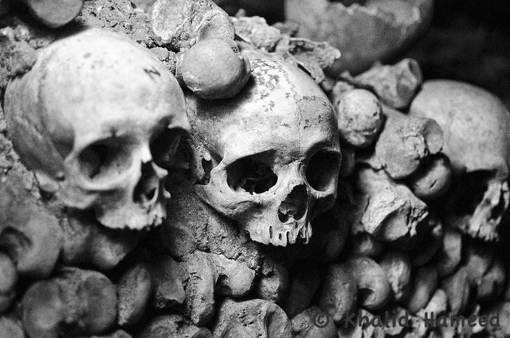 Catacombs of ParisInteresting History, Buckets Lists, Travel Places, Paris France, Scary Places, Study Destinations, Final Countdown, Visit Buckets, Bones Daddy