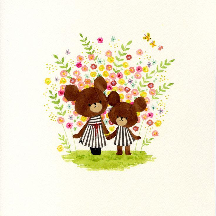 Cute Illustrations - 30534425.jpg 965×965 pixel