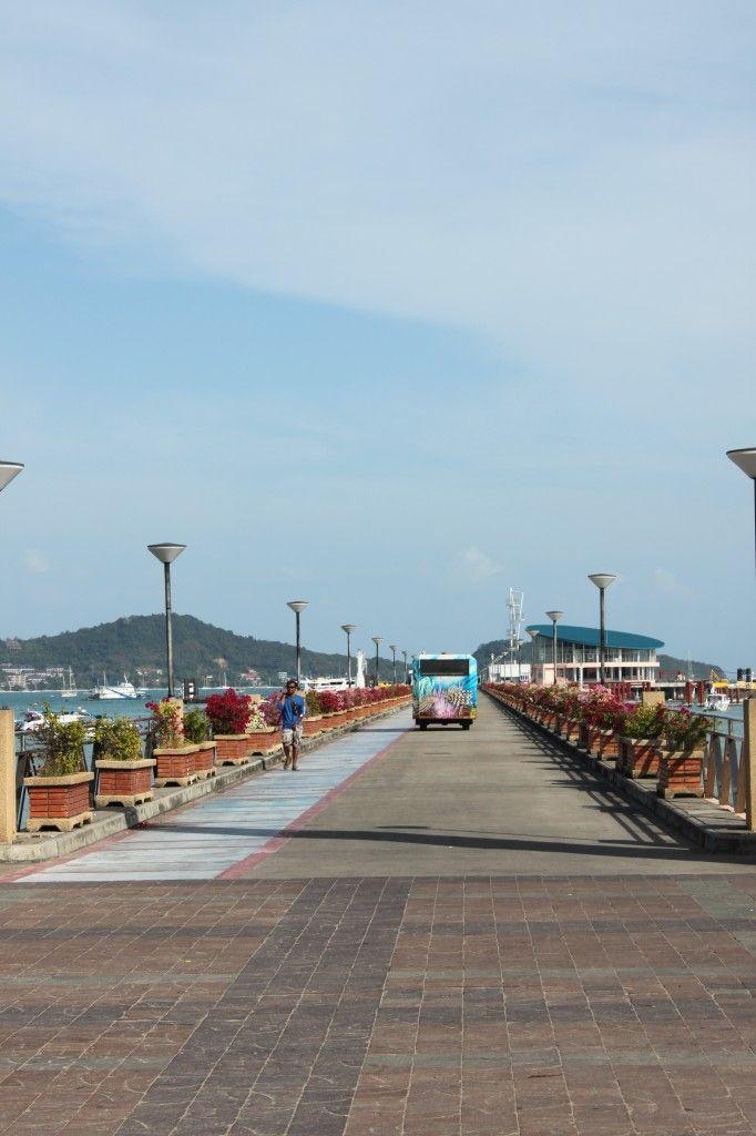 Chalong Pier #Phuket