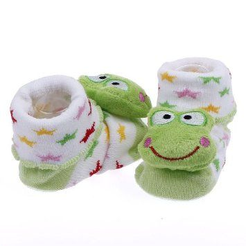Pusat Toko Bagus Sepatu - Eozy Lucu Frog Bayi yang baru lahir Unisex Indoor Anti-slip Hangat Socks Knitting Hewan Kartun Crib Sepatu Boots Booties | Pusat Sepatu Bayi Terbesar dan Terlengkap Se indonesia
