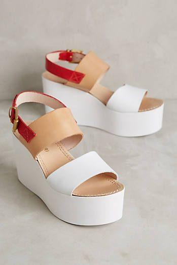 womens north face clearance Alba Moda Gelato Wedges παπούτσια