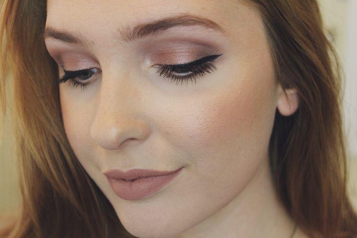 Soft and romantic makeup tutorial | Morphe 35T
