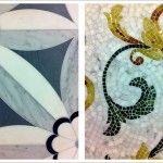 Mosaic Floral Tile Patterns