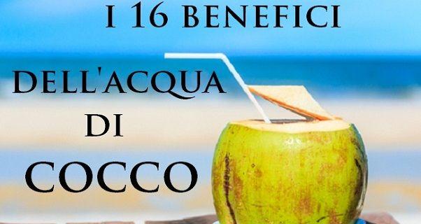 Nei paesi tropicali è la bevanda per eccellenza. Perfetta per gli sportivi, migliora la digestione, la pressione, il sistema immunitario, il metabolismo e...