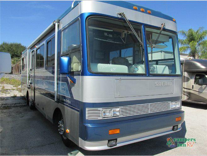 Used 1996 Safari Sahara 3334 Motor Home Class A