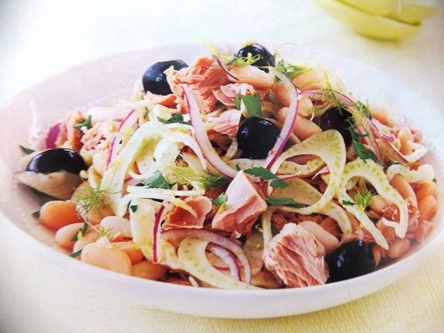 7 best tasty salad recipes to try images on pinterest for How to cook tuna fish