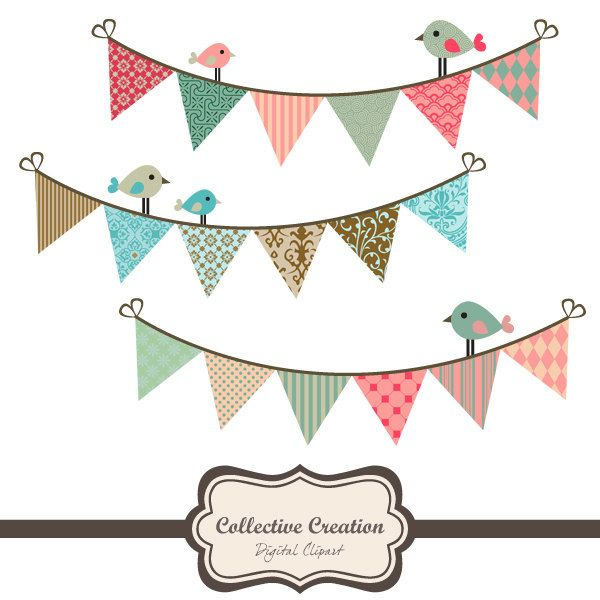 Clip Art Bunting Clipart 1000 images about bunting on pinterest flags clip art cute birds clipart ideal for scrapbooking cardmaking and paper crafts 3