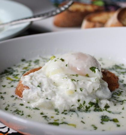 Changua - Colombian #Recipe - #Receta de Colombia
