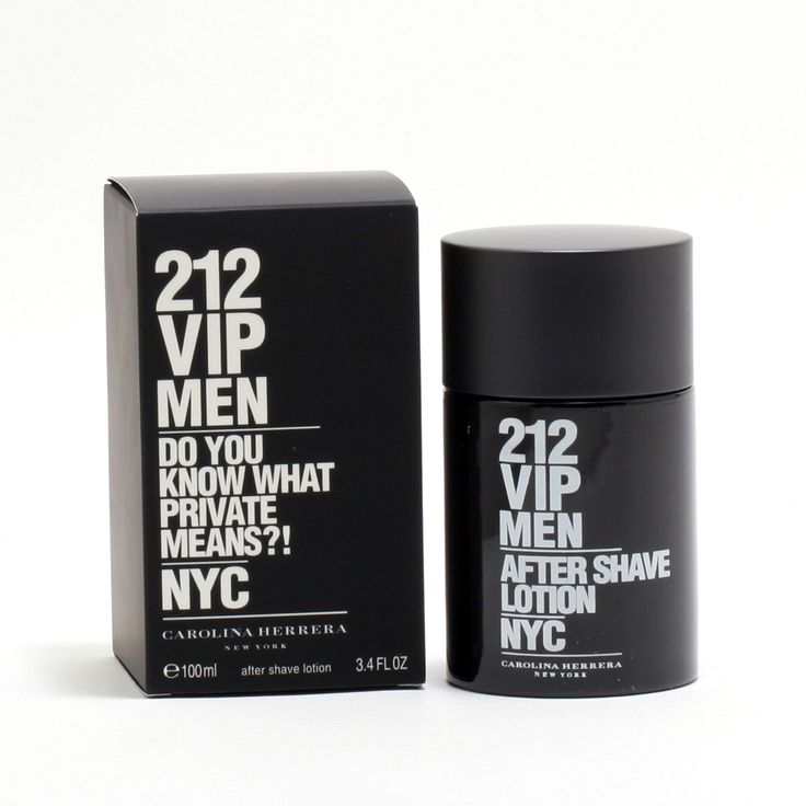 212 Vip For Men After Shave 3.4 Oz