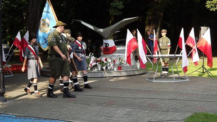 1 sierpnia - Narodowy Dzień Pamięci Powstania Warszawskiego - Świnoujście