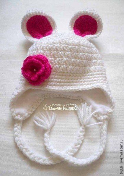 Вязаные детские шапочки. Идеи и вдохновение
