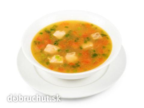 Rybacia polievka z filé
